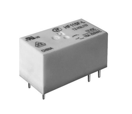12V High Power Relay SPDT HF115F