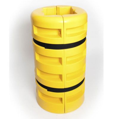 Addgards Black, Yellow Corner Protector,