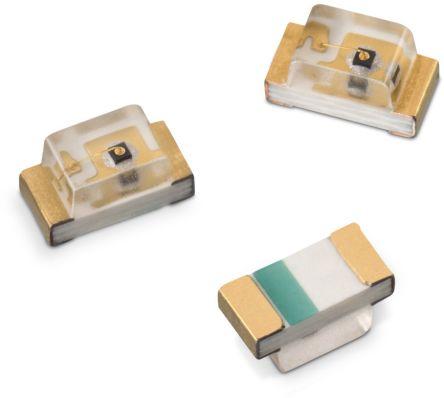 15406094BA500 Wurth Elektronik, WL-SICW 940Nm IR LED, 0603 SMD package