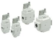 SMC Pneumatic Control Valve Start-Up Valve G 1/2 AV 4000 Series
