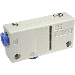 SMC Vacuum Ejector, 2mm nozzle , -66kPa 155L/min