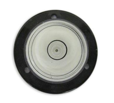 43 mm bullseye circular level