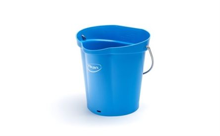 6L Blue Bucket With Handle product photo