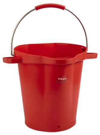 20L Red Bucket With Handle product photo