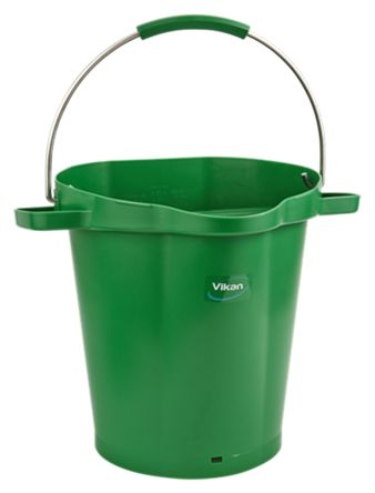 20L Green Bucket With Handle product photo