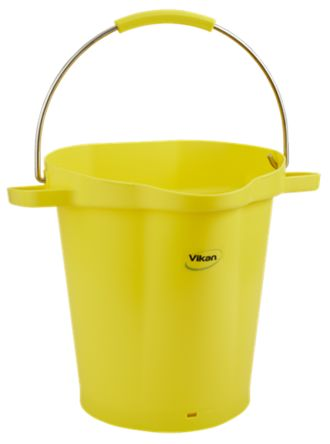 20L Yellow Bucket With Handle product photo