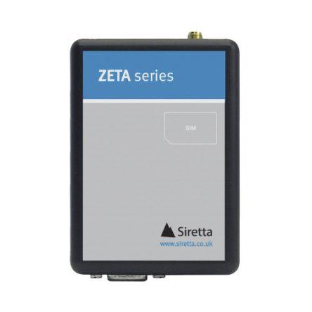 Siretta GSM & GPRS Modem Evaluation Kit ZETA-N2-GPRS STARTER KIT, 850 MHz, 900 MHz, 1800 MHz, 1900 MHz