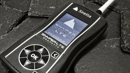 Siretta SNYPER-LTE GRAPHYTE RF Detector 1800 (2G) MHz, 2100 (3G & 4G) MHz SMA Male