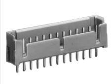 Hirose DF1B, 6 Way, 1 Row, Straight PCB Header