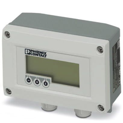 Phoenix Contact 2908801 , Digital Digital Panel Multi-Function Meter for Current, 81.5mm x 131mm