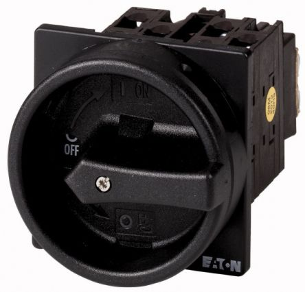 Eaton 2 Pole Flush Mount Non-Fused Switch Disconnector - 20 A Maximum Current, 5.5 kW Power Rating, IP65