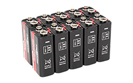 Industrial Alkaline 9V Battery 9V product photo