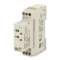 Omron Multi Function Time Delay Relay, Screw, 0.1 s → 120 h, SPDT, 2 Contacts, SPDT