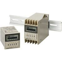 Omron ON Delay 8 Timer Relay, Screw, 0.1 s → 100 h, SPDT, 2 Contacts, SPDT, 12 → 240 V dc, 24 →