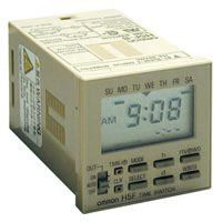 Omron ON/OFF Dual Function Time Delay Relay, Screw, 24 h → 7 days, SPST, 1 Contacts, SPST, 100 → 240 V ac