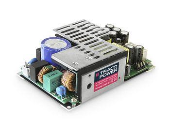 Vestavěný spínaný napájecí zdroj SMPS 450W, počet výstupů: 1, výstup: 48V dc 6.65 (Natural Convection) A, 9.4 (Forced