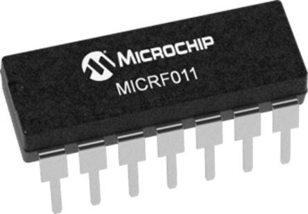 Microchip MICRF011YM RF Receiver, 14-Pin SOIC
