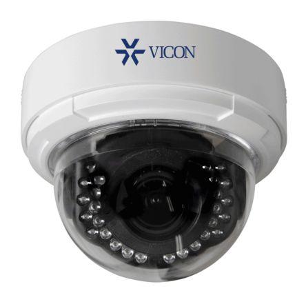 Vicon V800D Network Indoor IR CCTV Camera, 1920 x 1080 pixels Resolution