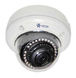 Vicon Analogue Outdoor IR CCTV Camera, 1080 pixels Resolution, IP66