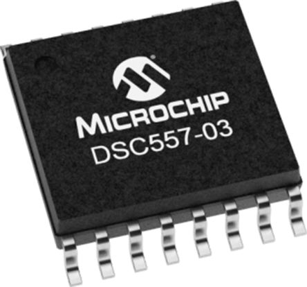 DSC557-0343FI0, Clock Generator 4-Input, 14-Pin QFN