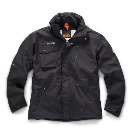 Scruffs Pro Jacket Black L Waterproof Jacket