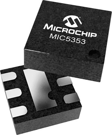 MIC5225-3.3YM5 TR Tape and Reel with 28 Pieces Microchip Technology Linear ...