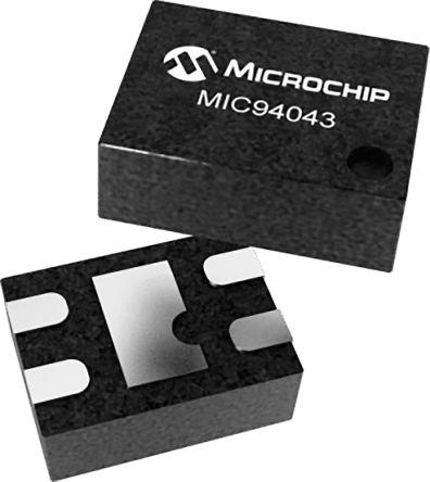 Microchip MIC94043YFL-TR, 1 Power Control Switch, Load Switch 4-Pin, MLF