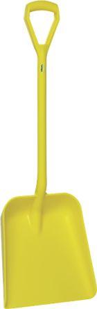 Large One Piece Shovel D Grip, 379 x 345