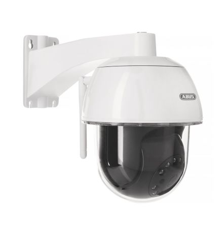 ABUS Network Outdoor IR CCTV Camera, 1920 x 1080 pixels Resolution, IP66