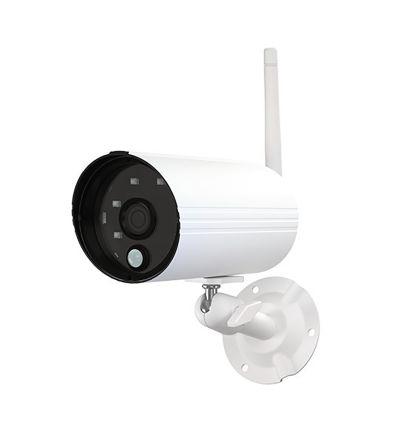 ABUS Network Outdoor Wifi IR CCTV Camera, 1920 x 1080 pixels Resolution, IP66