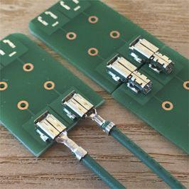 JST LEK Series 1 Way 1 Row PCB Socket, PCB Mount, Solder Termination