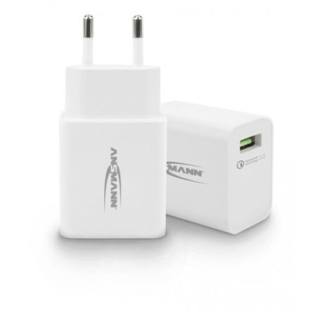 Ansmann Home Charger 130Q Portable Device Charger, EURO Plug