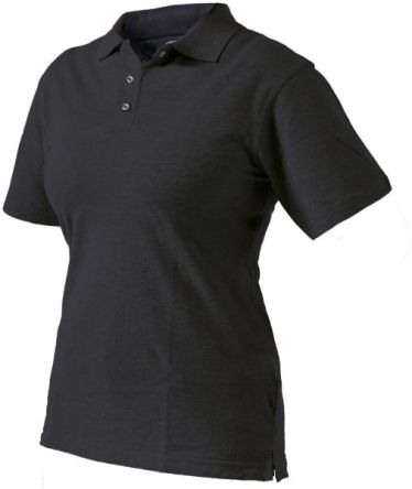 Dickies Fitted Polo Ladies Short Sleeve 3 Button Work T-Shirt SH21600