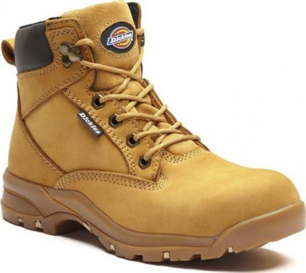 Dickies Womens//Ladies Corbett Leather Composite Toe Cap Safety Boot