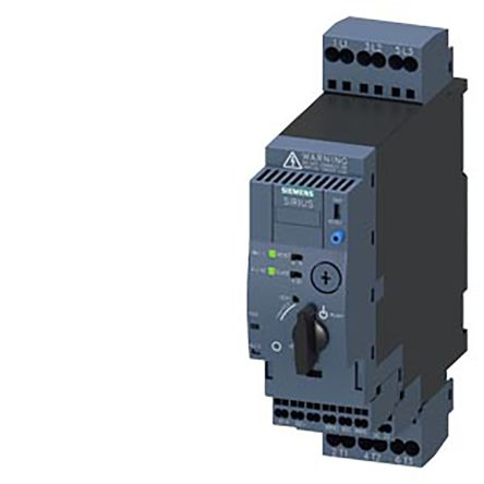Siemens 15 kW DOL Starter, 690 V, 3 Phase, IP20