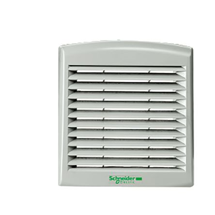 Grey Vent Grille, 316 x 18 x 316mm product photo