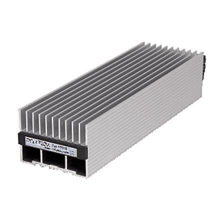 Enclosure Heater, 110 → 250 V ac, 200 x 85 x 65mm