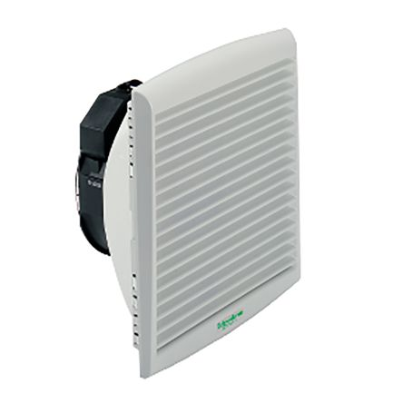 Filter Fan, 248 x 268mm, 300 m³/h @ 50 Hz, 350 m³/h @ 60 Hz, 145 → 253 V, IP54