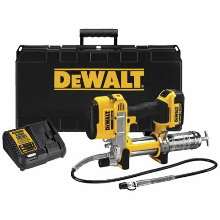 Dewalt Electric Grease Gun DCGG571M1-GB, 20V, 4.3kg