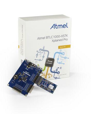 Microchip Technology BTLC1000 Xplained Pro Starter Kit 2 4GHz Bluetooth  Starter Kit for BTLC1000