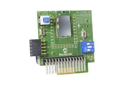 Microchip Technology RN4678 Bluetooth 4 2 Dual Mode PICtail/PICtail Plus  Daughter Board Daughter Board for RN4678 -