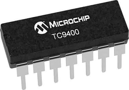 TC9400COD, Voltage-to-Frequency Converter, Voltage, 100kHz 0.05 %FSR @ 10 kHz, 14-Pin SOIC