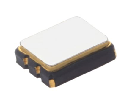 CTS, 40 MHz Clock Oscillator, ±50ppm HCMOS, 4-Pin SMD 625L3I040M00000