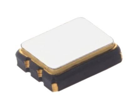 CTS, 24 MHz Clock Oscillator, ±50ppm HCMOS, 4-Pin SMD 632L3I024M00000