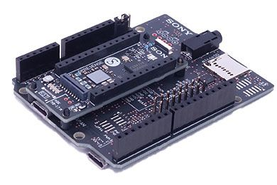 Processor & Microcontroller Development Kit Sony SPRESENSE Main CPU Computer Board CXD5602PWBMAIN1E