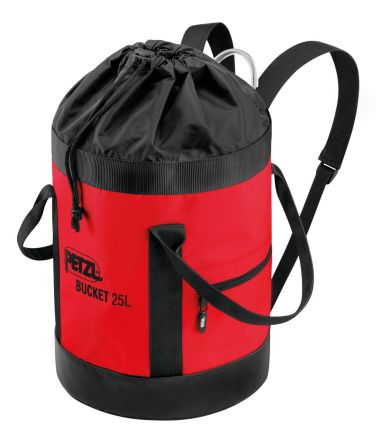 Petzl S41AR 025 Polyester, Polyurethane Red Safety Equipment Bag