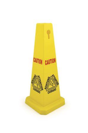 RS PRO 680mm Wet Floor Cone