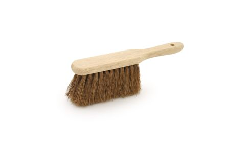 RS PRO Natural Coco Soft Scrub Brush