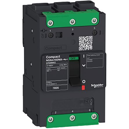 Schneider Electric LV426602 Автоматический выключатель в литом корпусе MCCB 160 А