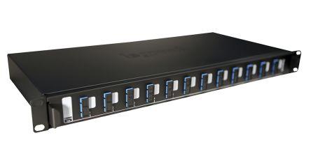 Legrand 12 Port SC Duplex Fibre Optic Patch Panel, 1U